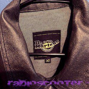 Dr. Marten Limited Ed. Denim Biker Jacket XL